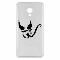 Чехол для Meizu M5 Venom Silhouette - FatLine