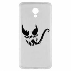 Чехол для Meizu M5 Note Venom Silhouette - FatLine