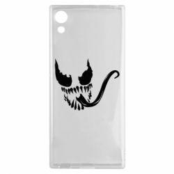 Чехол для Sony Xperia XA1 Venom Silhouette - FatLine