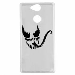 Чехол для Sony Xperia XA2 Venom Silhouette - FatLine