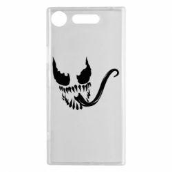 Чехол для Sony Xperia XZ1 Venom Silhouette - FatLine
