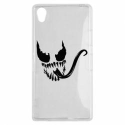 Чехол для Sony Xperia Z1 Venom Silhouette - FatLine