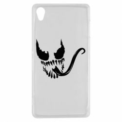Чехол для Sony Xperia Z3 Venom Silhouette - FatLine