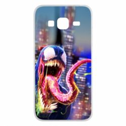 Чехол для Samsung J3 2016 Venom slime
