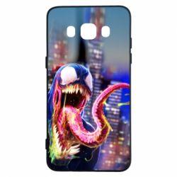 Чехол для Samsung J5 2016 Venom slime