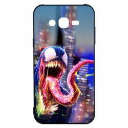 Чехол для Samsung J7 2015 Venom slime