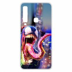 Чехол для Samsung A9 2018 Venom slime