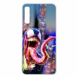 Чехол для Samsung A7 2018 Venom slime