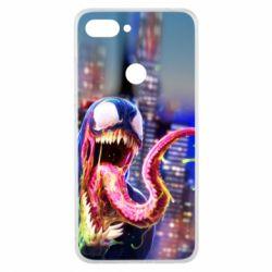 Чехол для Xiaomi Mi8 Lite Venom slime