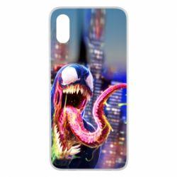 Чехол для Xiaomi Mi8 Pro Venom slime