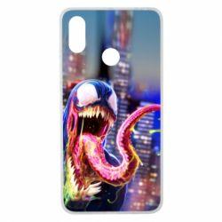 Чехол для Xiaomi Mi Max 3 Venom slime