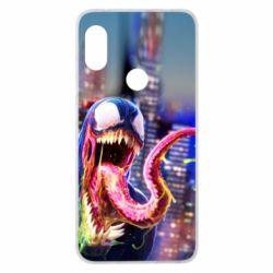 Чехол для Xiaomi Redmi Note 6 Pro Venom slime