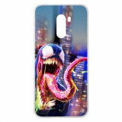 Чехол для Xiaomi Pocophone F1 Venom slime