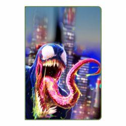 Блокнот А5 Venom slime