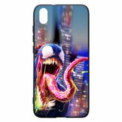 Чехол для Xiaomi Redmi 7A Venom slime
