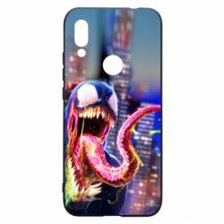 Чехол для Xiaomi Redmi 7 Venom slime