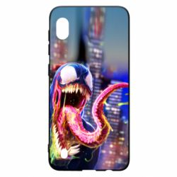 Чехол для Samsung A10 Venom slime