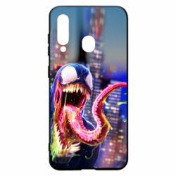 Чехол для Samsung A60 Venom slime