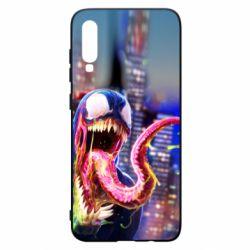 Чехол для Samsung A70 Venom slime