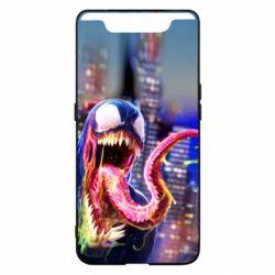 Чехол для Samsung A80 Venom slime
