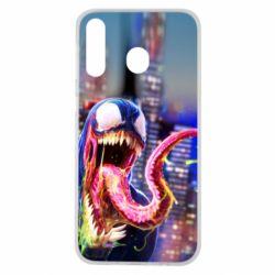 Чехол для Samsung M30 Venom slime