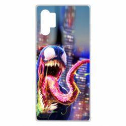 Чехол для Samsung Note 10 Plus Venom slime