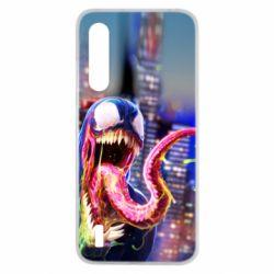 Чехол для Xiaomi Mi9 Lite Venom slime