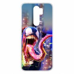 Чехол для Xiaomi Redmi Note 8 Pro Venom slime