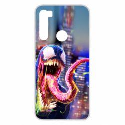 Чехол для Xiaomi Redmi Note 8 Venom slime