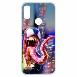 Чехол для Xiaomi Redmi Note 7 Venom slime