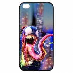 Чехол для Xiaomi Redmi Go Venom slime