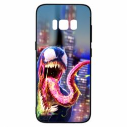 Чехол для Samsung S8 Venom slime