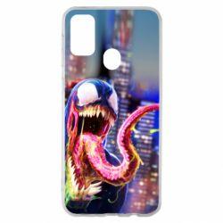 Чехол для Samsung M30s Venom slime