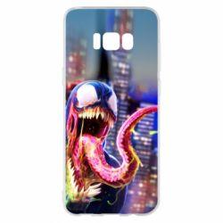 Чехол для Samsung S8+ Venom slime
