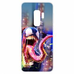 Чехол для Samsung S9+ Venom slime