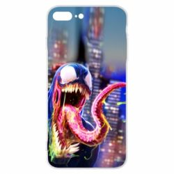 Чехол для iPhone 8 Plus Venom slime