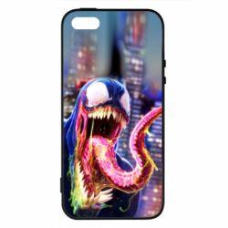Чехол для iPhone5/5S/SE Venom slime