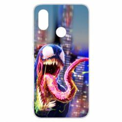 Чехол для Xiaomi Mi8 Venom slime