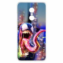 Чехол для Xiaomi Redmi Note 4x Venom slime