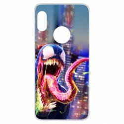 Чехол для Xiaomi Redmi Note 5 Venom slime