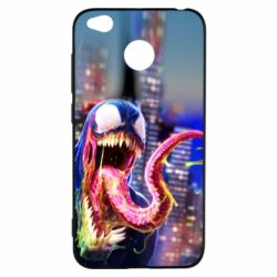 Чехол для Xiaomi Redmi 4x Venom slime