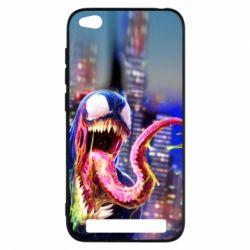 Чехол для Xiaomi Redmi 5a Venom slime
