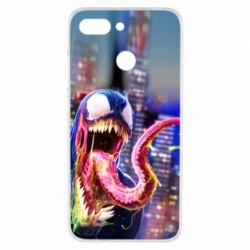 Чехол для Xiaomi Redmi 6 Venom slime