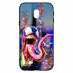 Чехол для Samsung J3 2017 Venom slime