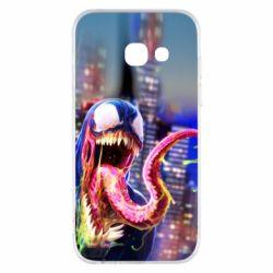Чехол для Samsung A3 2017 Venom slime