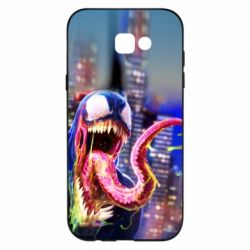 Чехол для Samsung A7 2017 Venom slime
