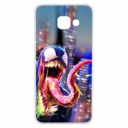 Чехол для Samsung A3 2016 Venom slime