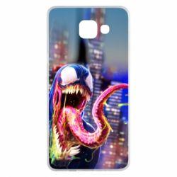 Чехол для Samsung A5 2016 Venom slime