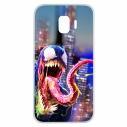 Чехол для Samsung J2 2018 Venom slime