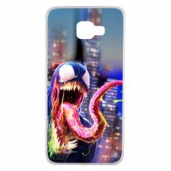 Чехол для Samsung A7 2016 Venom slime
